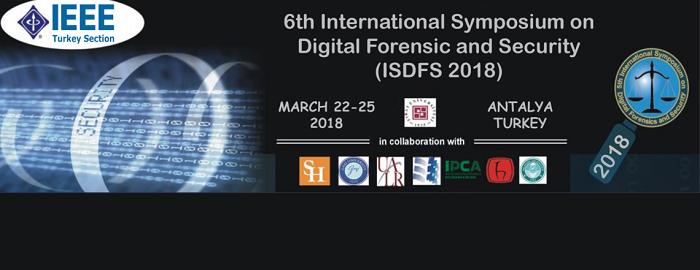 ISDFS 2018